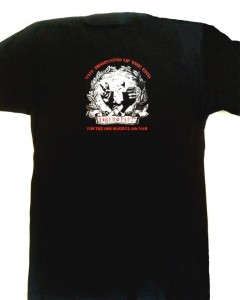 Class Warpath T-Shirt Back