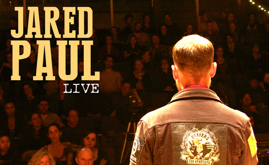 Jared Paul Live is now available!