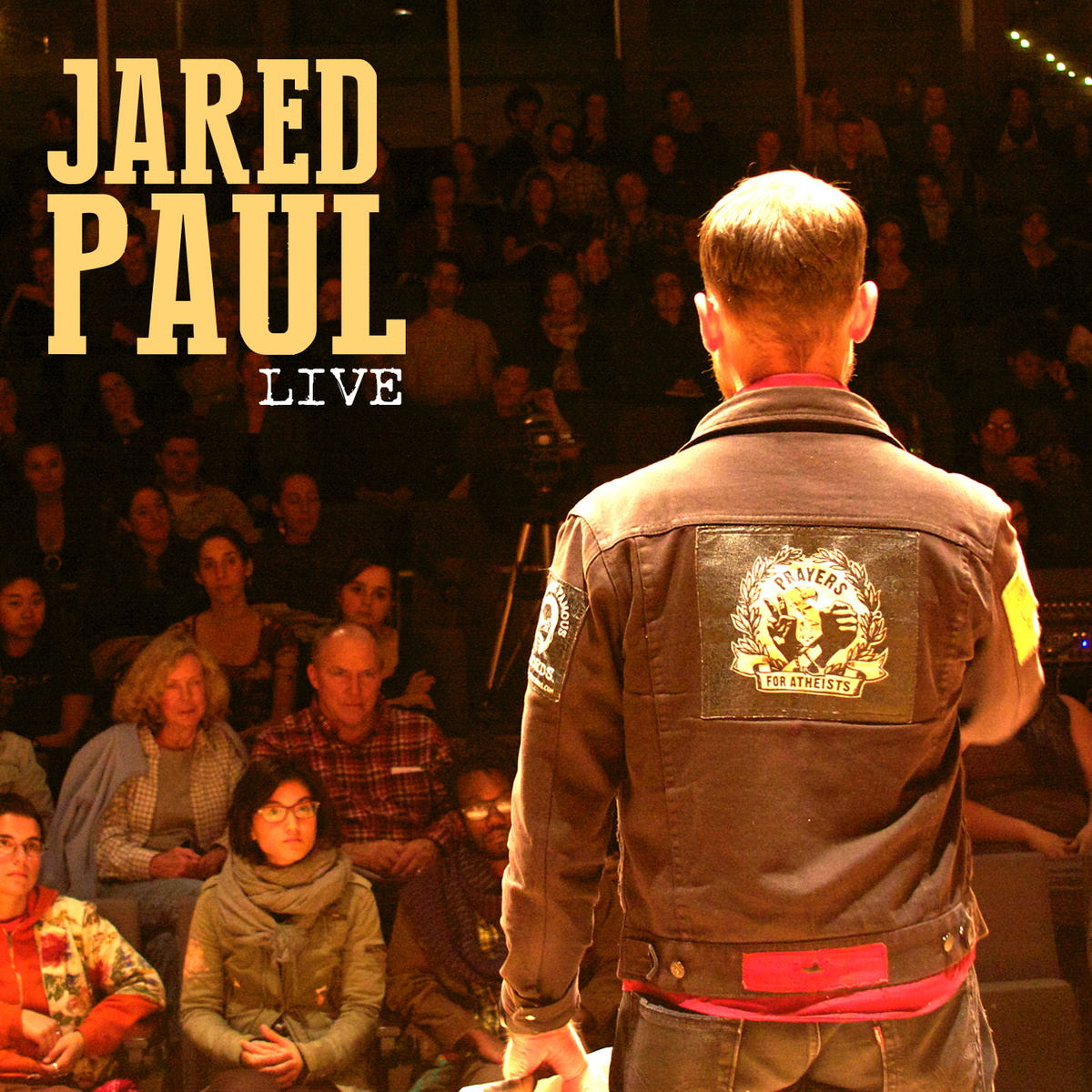 Jared Paul Live!
